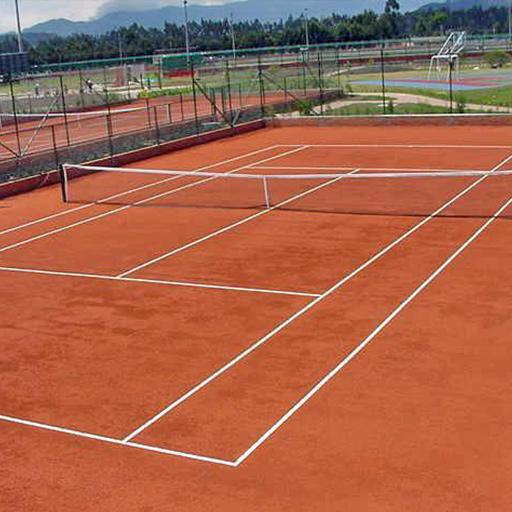Cancha de tenis - Polvo de ladrillo - Bavaria - Tocancipá
