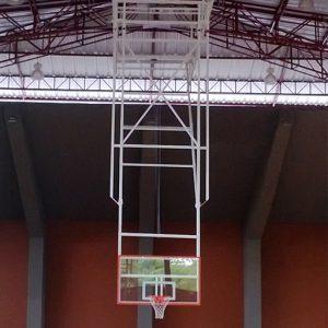 Tablero Baloncesto aéreo